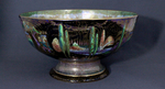 Woodland bridge punch bowl by Josiah Wedgwood and Daisy Makeig-Jones