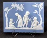 Infant Academy plaque