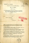 Ordinances, 1913 by Trinidad and Tobago