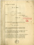 Ordinances, 1916 by Trinidad and Tobago