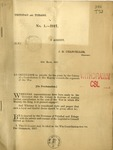 Ordinances, 1917 by Trinidad and Tobago