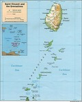 St. Vincent Map