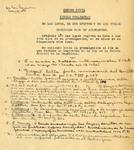 Mario Diaz Cruz Manuscript